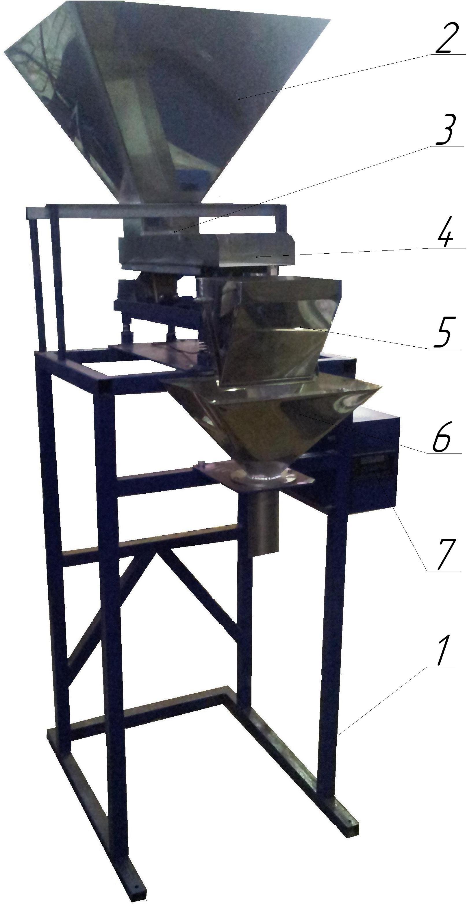 состав оборудования